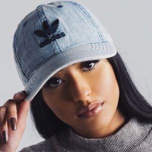Adidas Trefoil Denim Hat